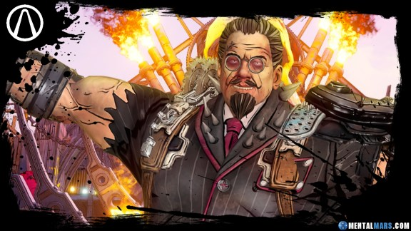 Penn Jillette role in Borderlands Movie