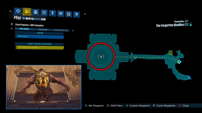 The Rampager Location Guide - Borderlands 3