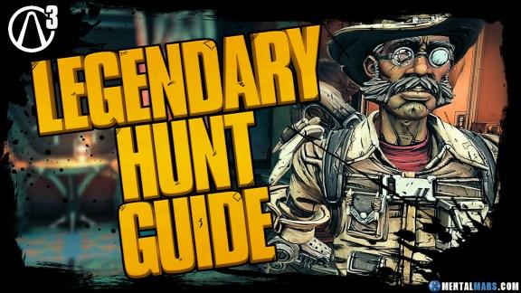 Borderlands 3 Legendary Hunt Location Guide