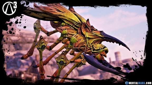 Borderlands 3 - Legendary Hunt - Manvark