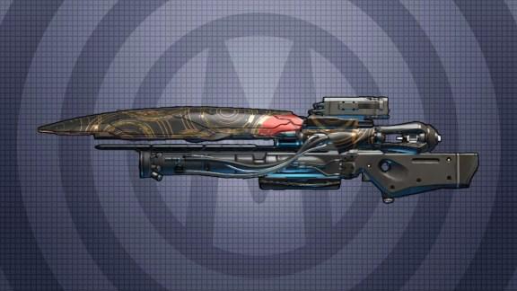 Borderlands 3 Legendary Assault Rifle - Carrier