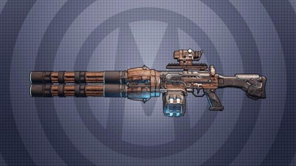 Borderlands 3 Legendary Assault Rifle - Lucian's Call
