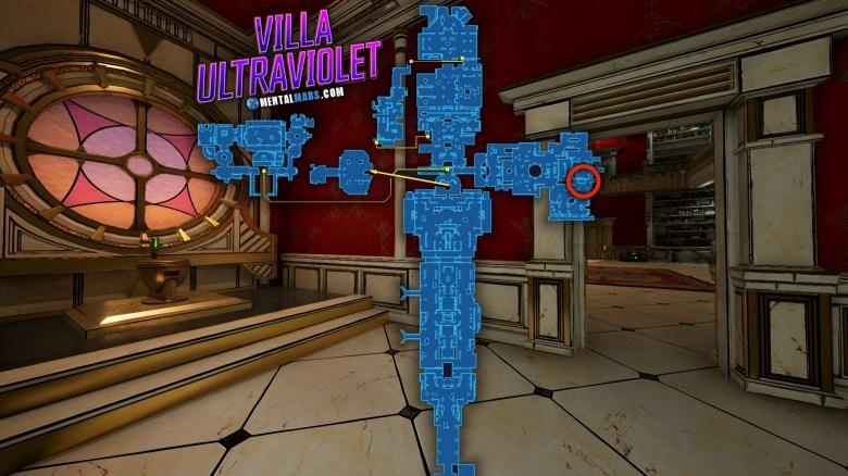 Revenge of the Cartels - Golden Toilet 3 - Borderlands 3