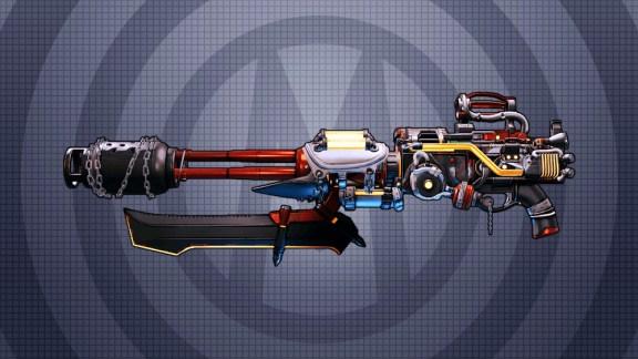 Borderlands 3 Legendary Assault Rifle - Embrace the Pain