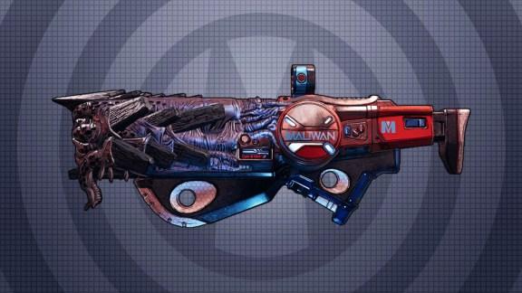 Borderlands 3 Legendary Shotgun - Chandelier