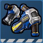 Space Punks Melee Weapon - Canguru