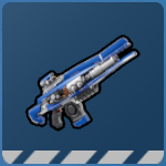 Space Punks Ranged Weapon - Invader