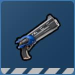 Space Punks Ranged Weapon - Oldboy