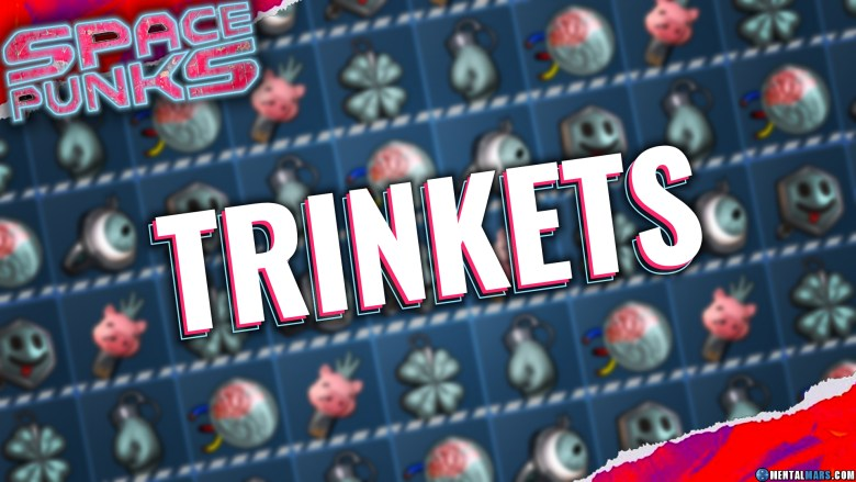 Space Punks Trinkets Overview