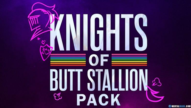 Tiny Tina's Wonderlands Knights of Butt Stallion Pack
