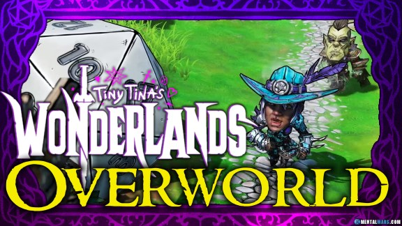 Tiny Tina's Wonderlands Overworld