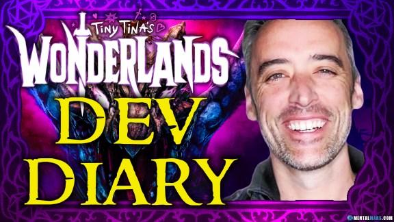 Tiny Tina's Wonderlands Dev Diary