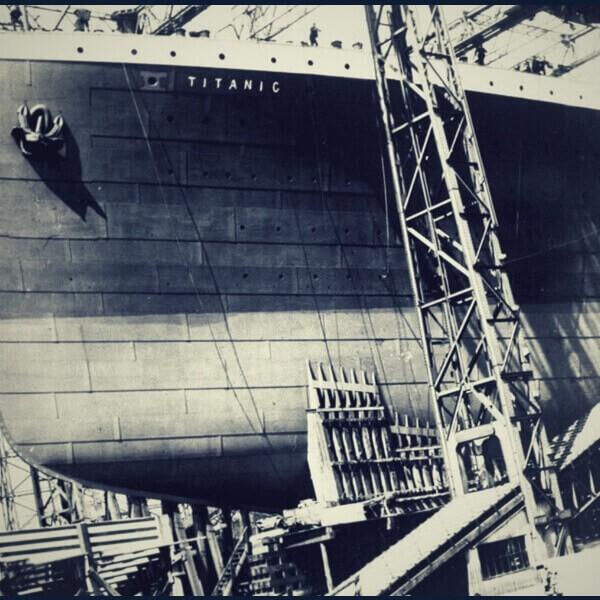 Титаникалық құрылыс