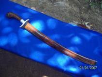 Parang Pisau Mentaus Machete pedang