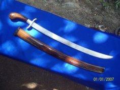Parang Pisau Mentaus Machete Pedang Arab