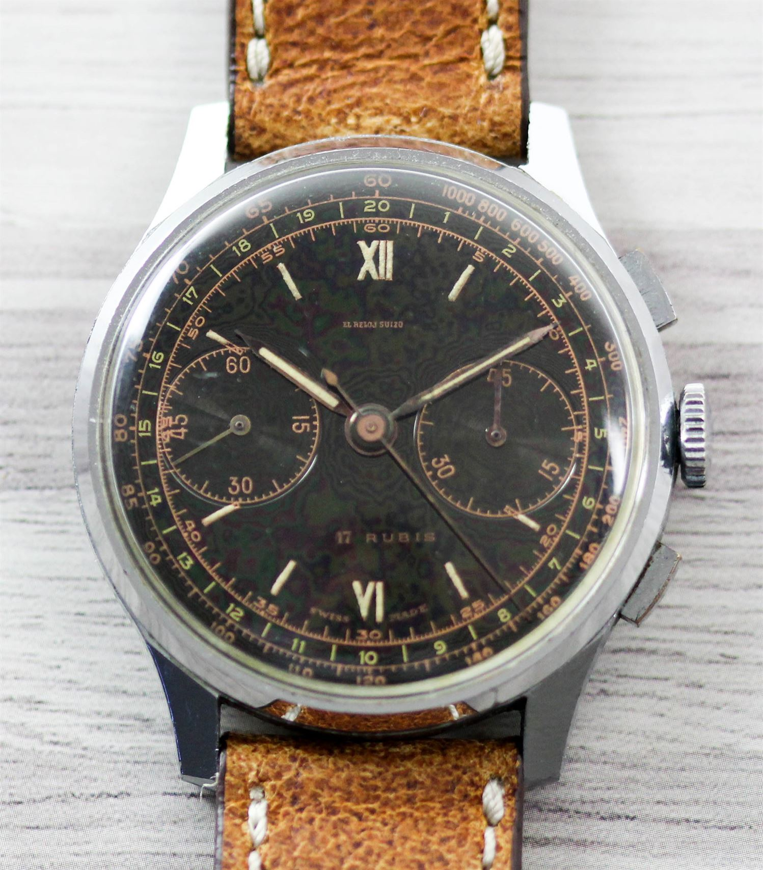 anonymous gilt chronograph mentawatches