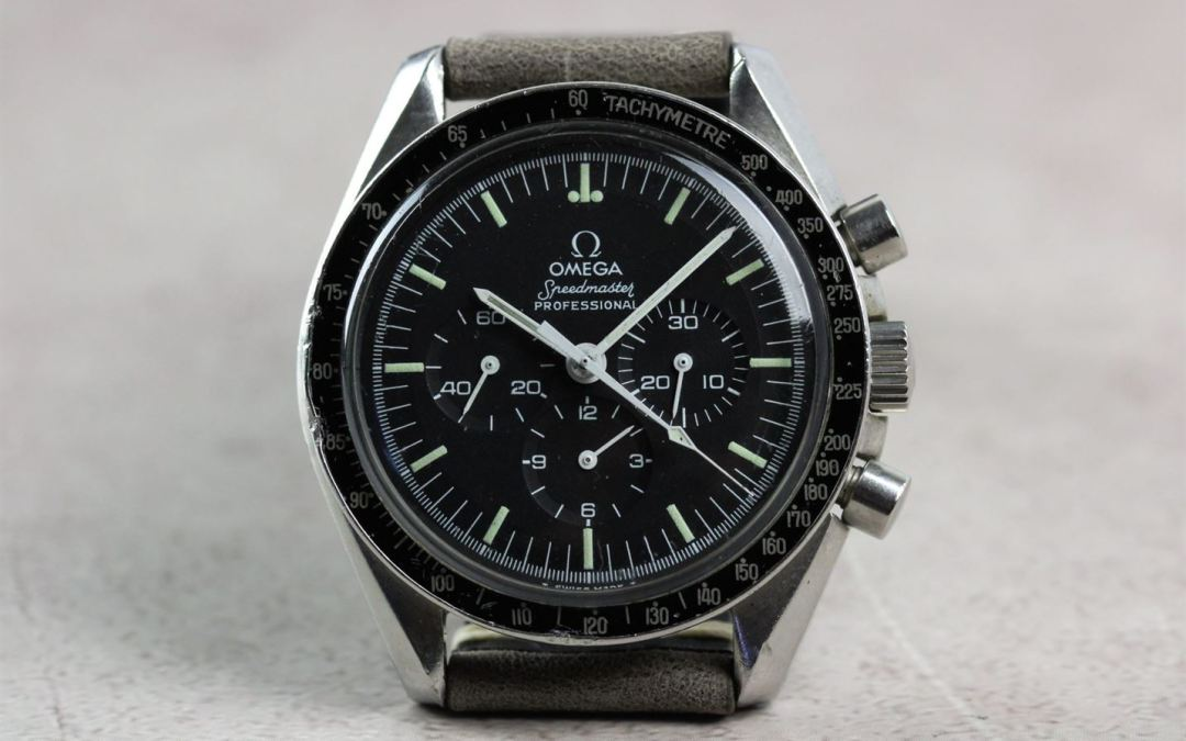 Omega: Remarkable Vintage Watches