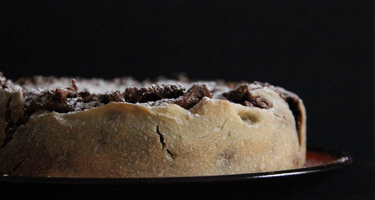 La vita, lo Zen, il cioccolato: torta di mandorle e cioccolato dell'Artusi