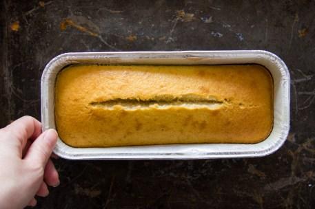 plum cake moulose al limone