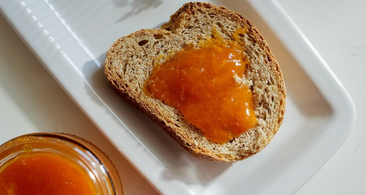 Confettura di albicocche e vaniglia con il metodo Ferber