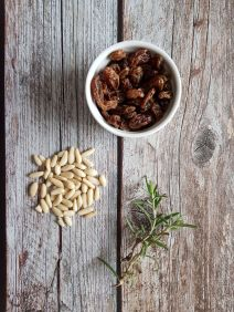 castagnaccio ingredienti