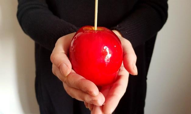 Dolci di Halloween: le mele candite