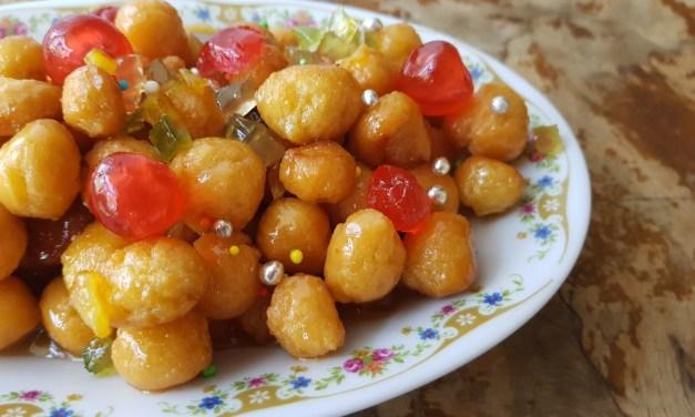 Struffoli napoletani: la ricetta perfetta