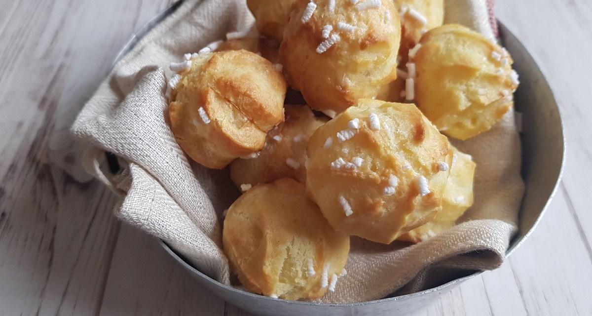 Chouquettes: la ricetta perfetta