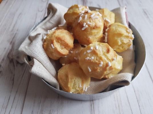 La ricetta perfetta delle chouquettes francesi
