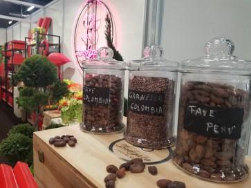 Fave di cacao al Salone del cioccolato di Milano