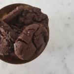 Biscotti al cioccolato e fior di sale