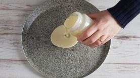 Come cuocere le crepes?