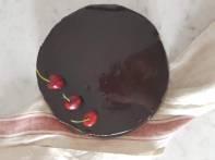 La Cheesecake al cioccolato senza cottura