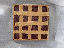 Crostata integrale e senza burro