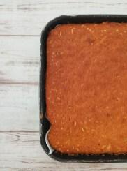 Base torta per la funfetti cake