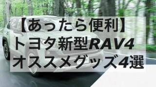 RAV4グッズ