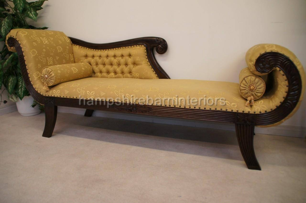 Explore Gallery Of Backless Chaise Sofa Showing 30 Photos