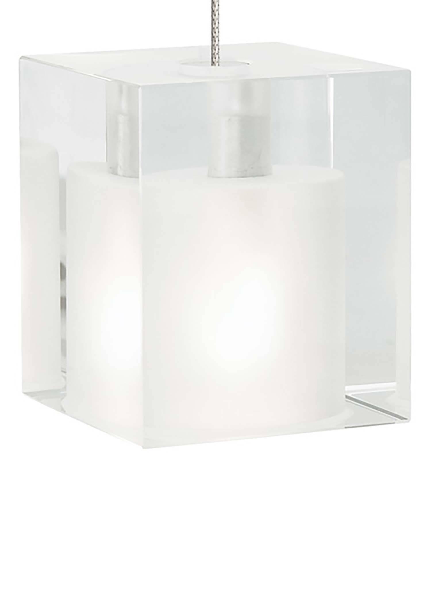 Tech Lighting Cube Pendant