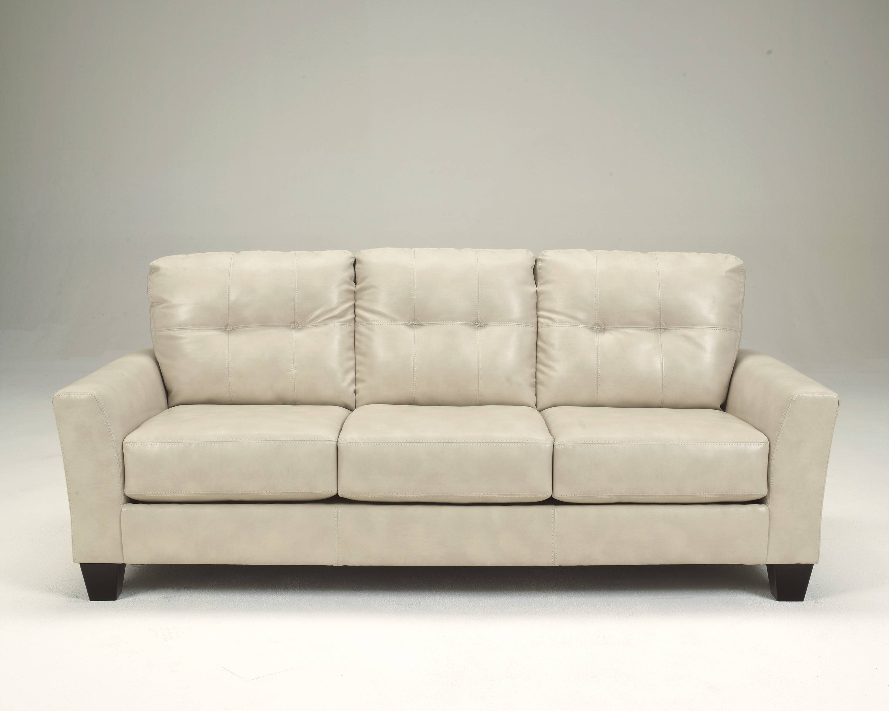 Benchcraft Leather Sofa Nastas Durablend Bark Sofa By Benchcraft Decorating The New TheSofa