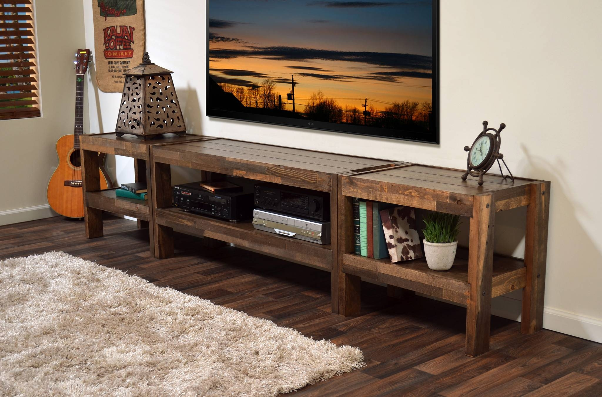 15 Best Wood Tv Entertainment Stands