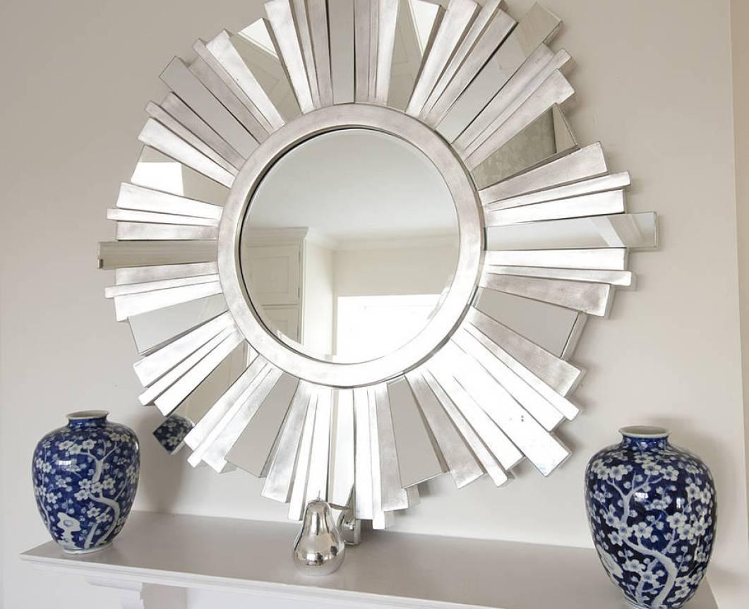 Top 15 Of Large Round Metal Mirrors