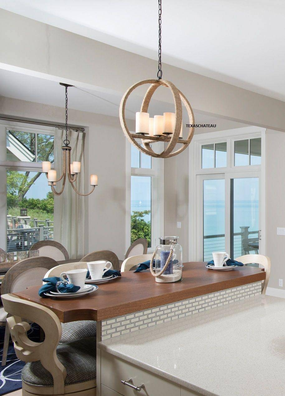 15 Collection Of Beach House Pendant Lighting