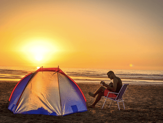Boombox - Paginated Post: 9 Best Places to Go Camping Around the World