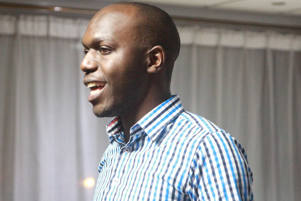 Past. Present. Future – Larry Madowo