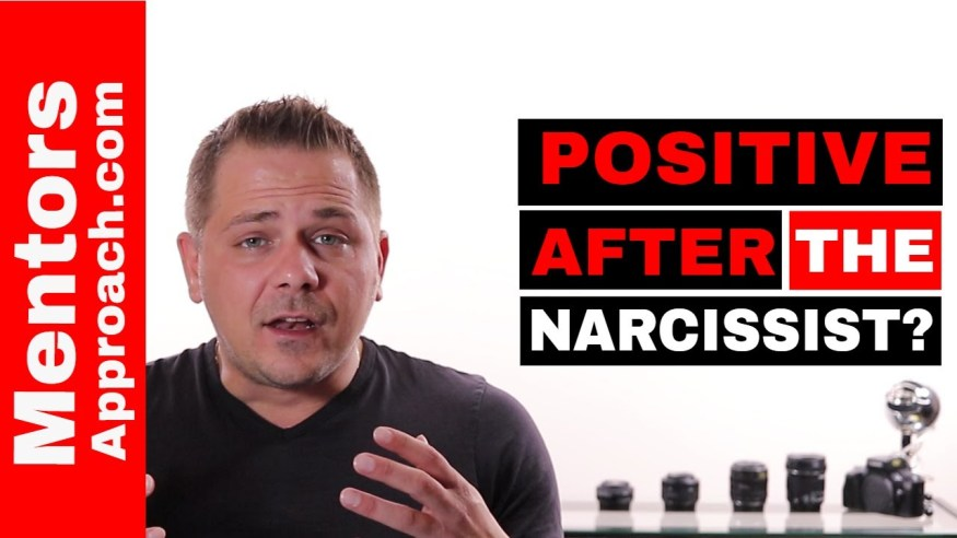 Positive attitude after a narcissist breakup