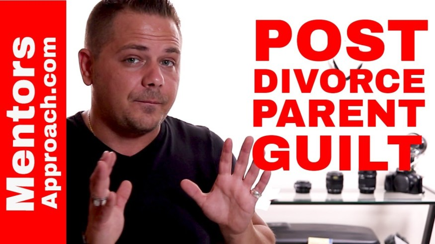 Post Divorce Parent Guilt. DON'T Focus on Winning