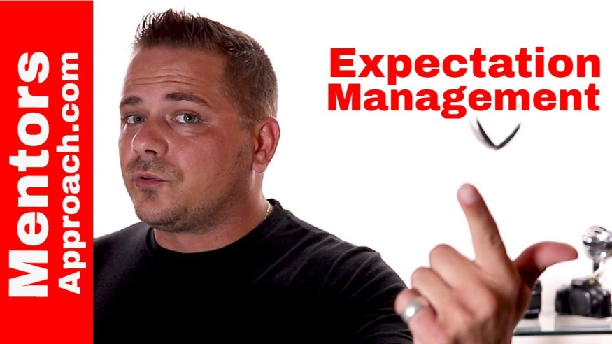 Expectation Management. What it is and how it works
