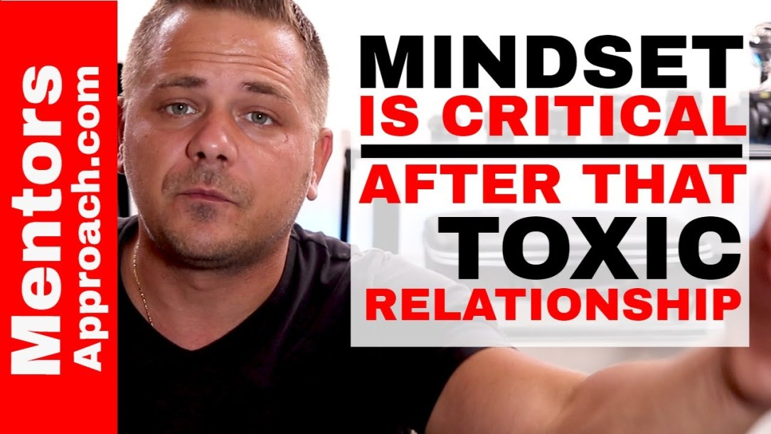 Mindset After the Toxic Relationship Q and A YouTube Response