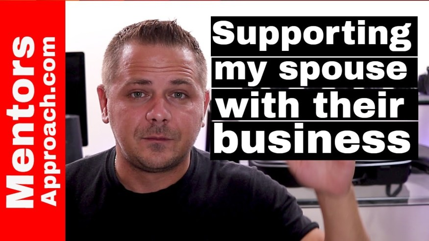 Supporting your Spouse When the Business isn't Taking Off