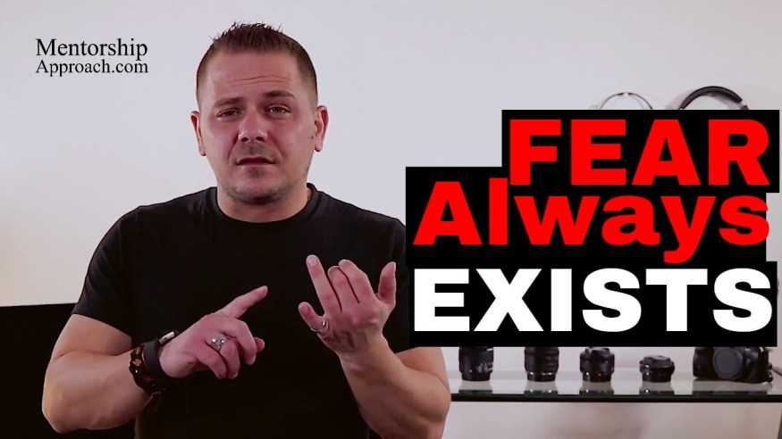 Fear Always EXISTS: Making decisions without FEAR